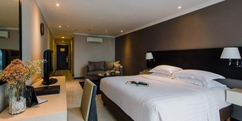 Rooms Suites Jakarta Hotel Hotel Kristal Jakarta