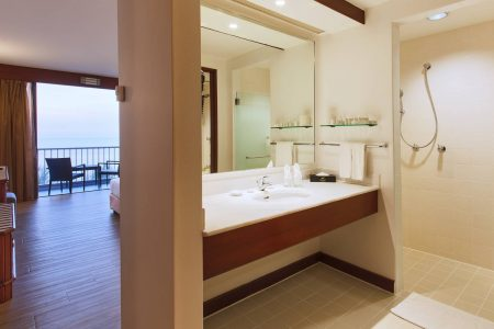 Exec Suite Bathroom