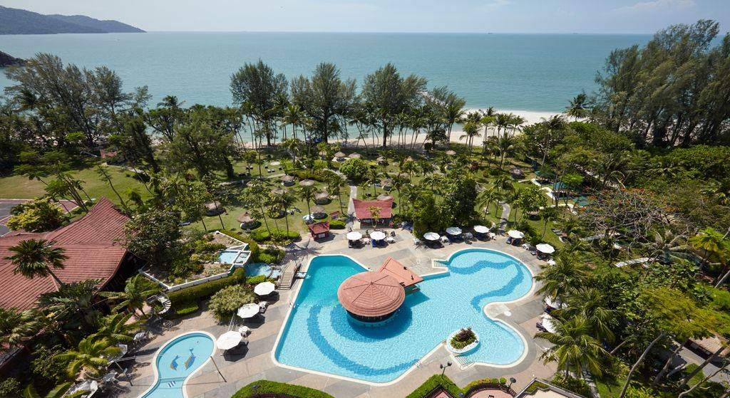 Bayview Beach Resort Penang in Penang - Book a hotel