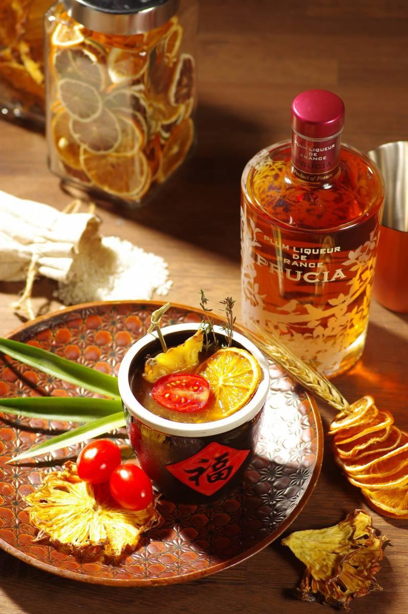 天成文旅-華山町 叁四町Machi Craft系列調酒_Oolong Tease
