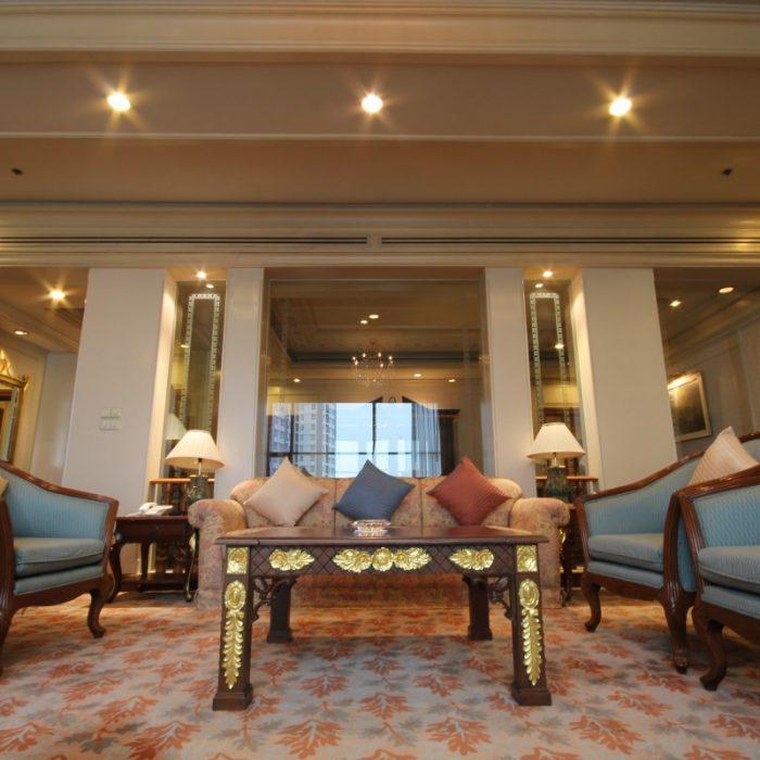 Presidential Suite (2 bedrooms)