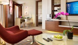 One World Hotel-Petaling Jaya-Malaysia-Premier Suite - Living Hall