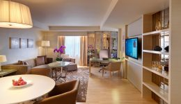 One World Hotel-Petaling Jaya-Malaysia-Executive Suite-Hall