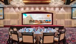 One World Hotel-Petaling Jaya-Malaysia-Function Room-Imperial Ballroom-Main Table