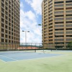 One World Hotel-Petaling Jaya-Malaysia-Tennis Court
