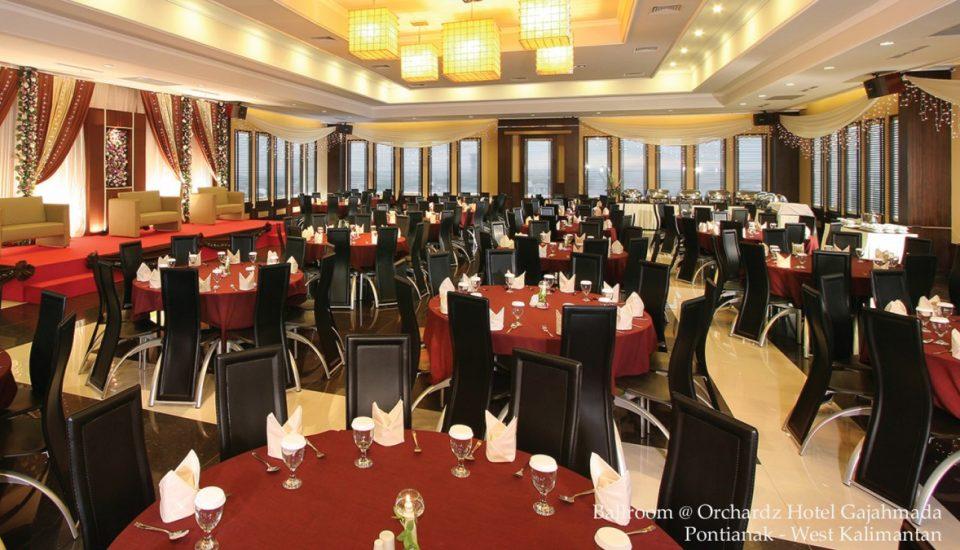HOTEL ORCHARDZ GAJAH MADA