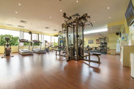 Fitness Center -slide