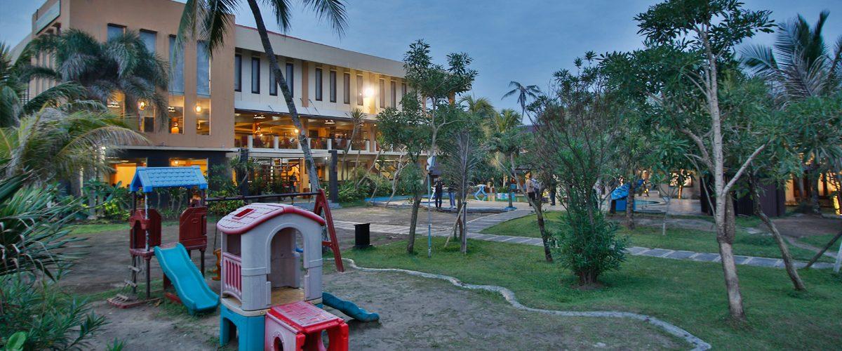 The Jayakarta Villas Anyer Beach Resort Boutique Suites Spa