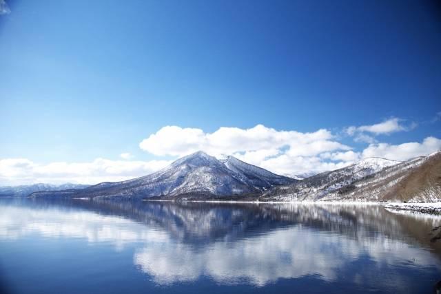 Lake Shikotsu (Shikotsuko)