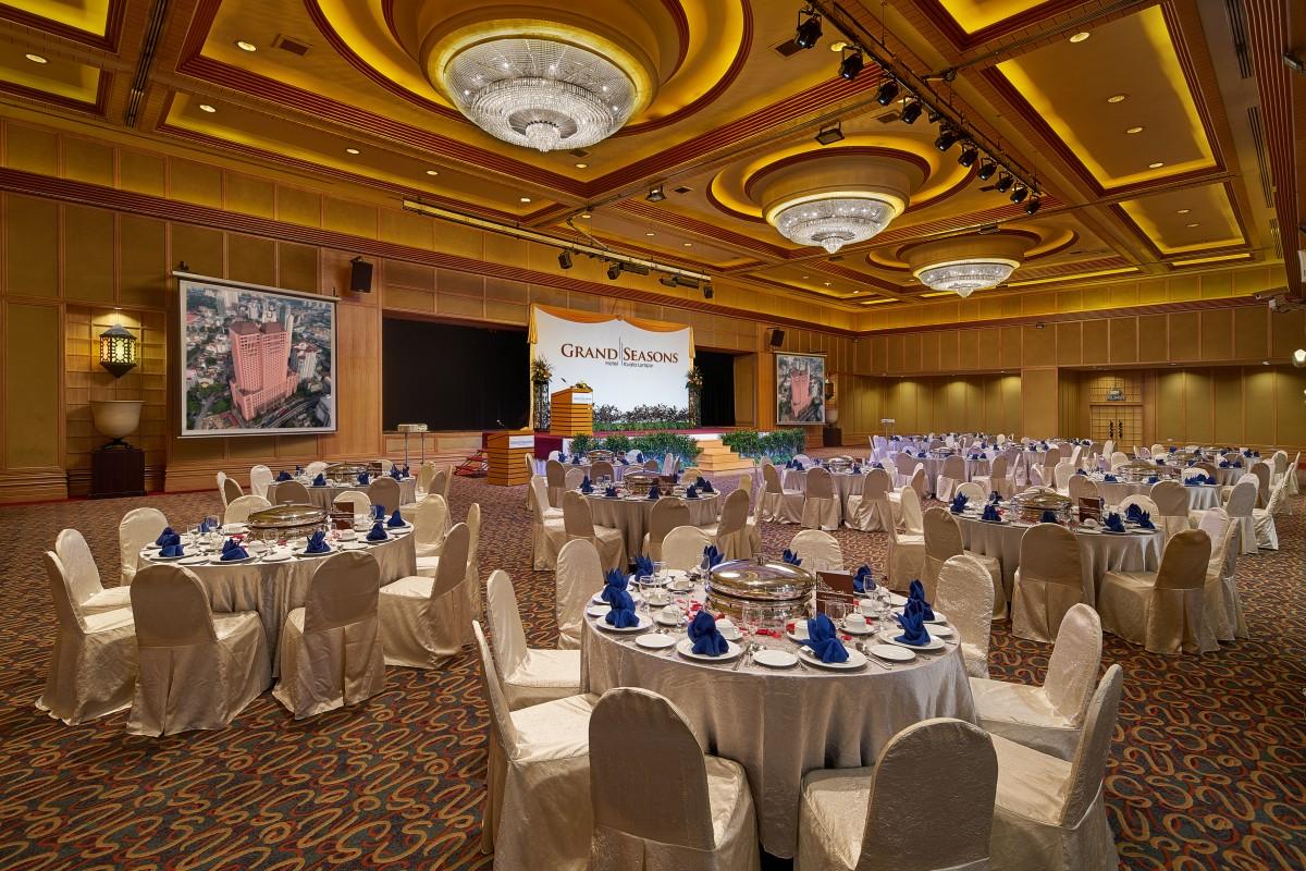 Amazing Meetings Kuala Lumpur Hotel Grand Seasons Hotel Download Free Architecture Designs Scobabritishbridgeorg