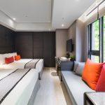 Deluxe Quad 豪華家庭房4