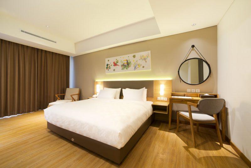 3 bedrooms apartment in jakarta aviary hotel bintaro rh aviaryhotel com