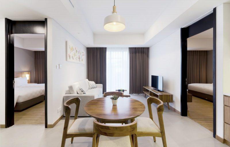 2 bedrooms apartment in jakarta aviary hotel bintaro rh aviaryhotel com