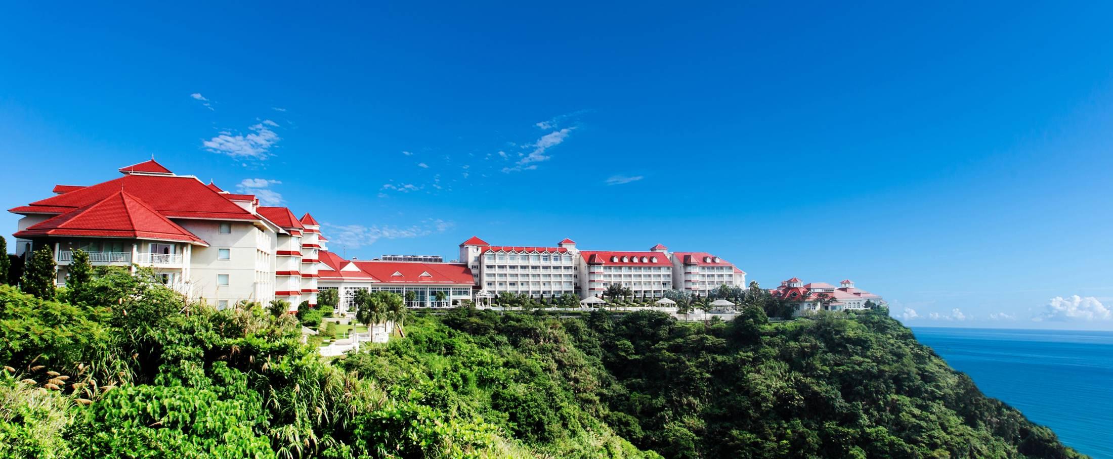 飯店全景圖(2)