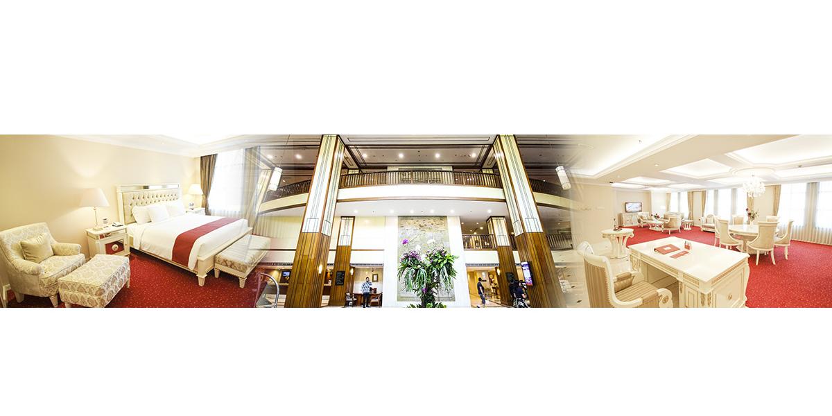 Redtop Hotel in Jakarta - Book a luxury hotel in Pecenongan
