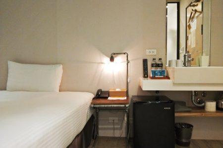 舒適單人房3