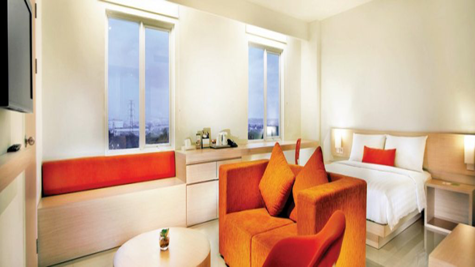 Zuri Express Lippo Cikarang Hotel Management Indonesia Voucher Water Boom