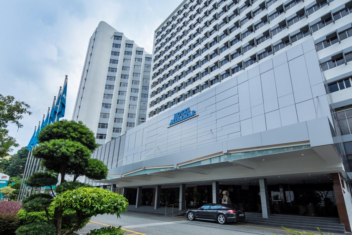 Hotel Miramar in Singapore - Book a hotel