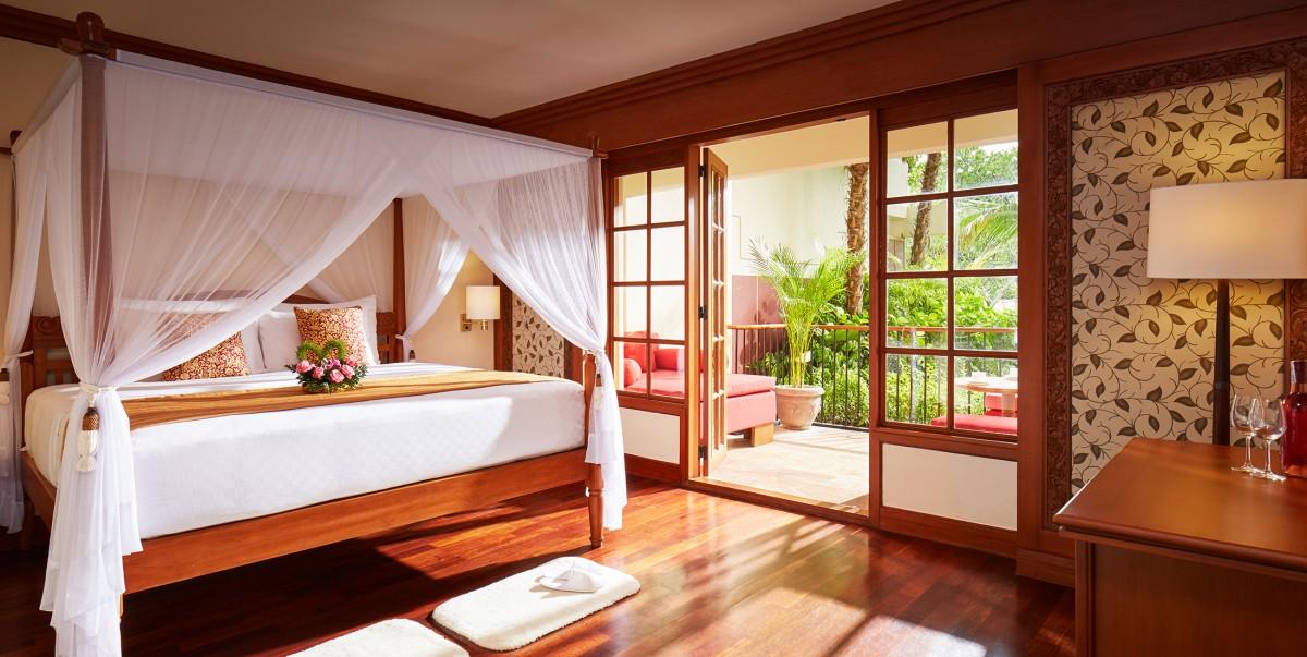 Deluxe Honeymoon Room | Ayodya Resort Bali