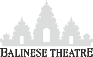 Logo - Balinese Theater