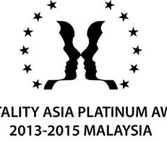 HOSPITALITY ASIA PLATINUM AWARDS 2013-2015