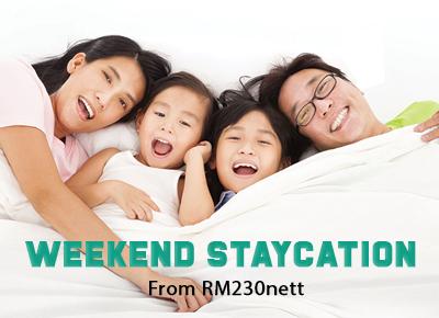 Weekend Staycation