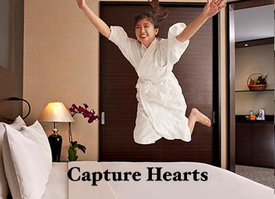 capture hearts