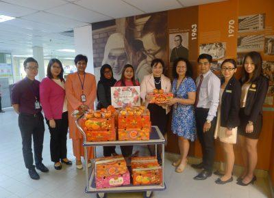 Eastin Hotel Penang Brings Festive Joy to Mount Miriam Cancer Hospital