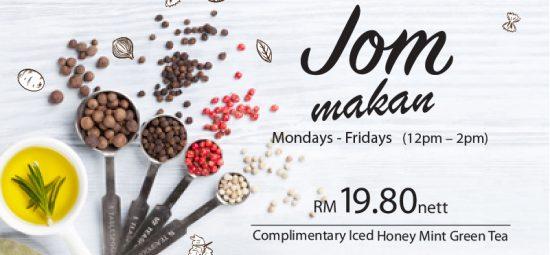 Express Lunch-Jom Makan