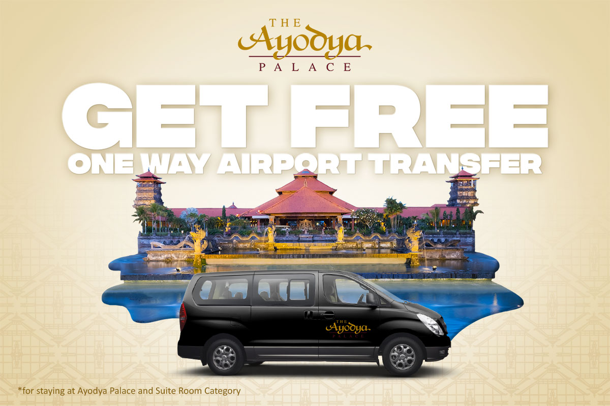 Free One Way Airport Transfer