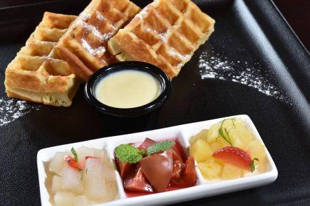 waffle -breakfast