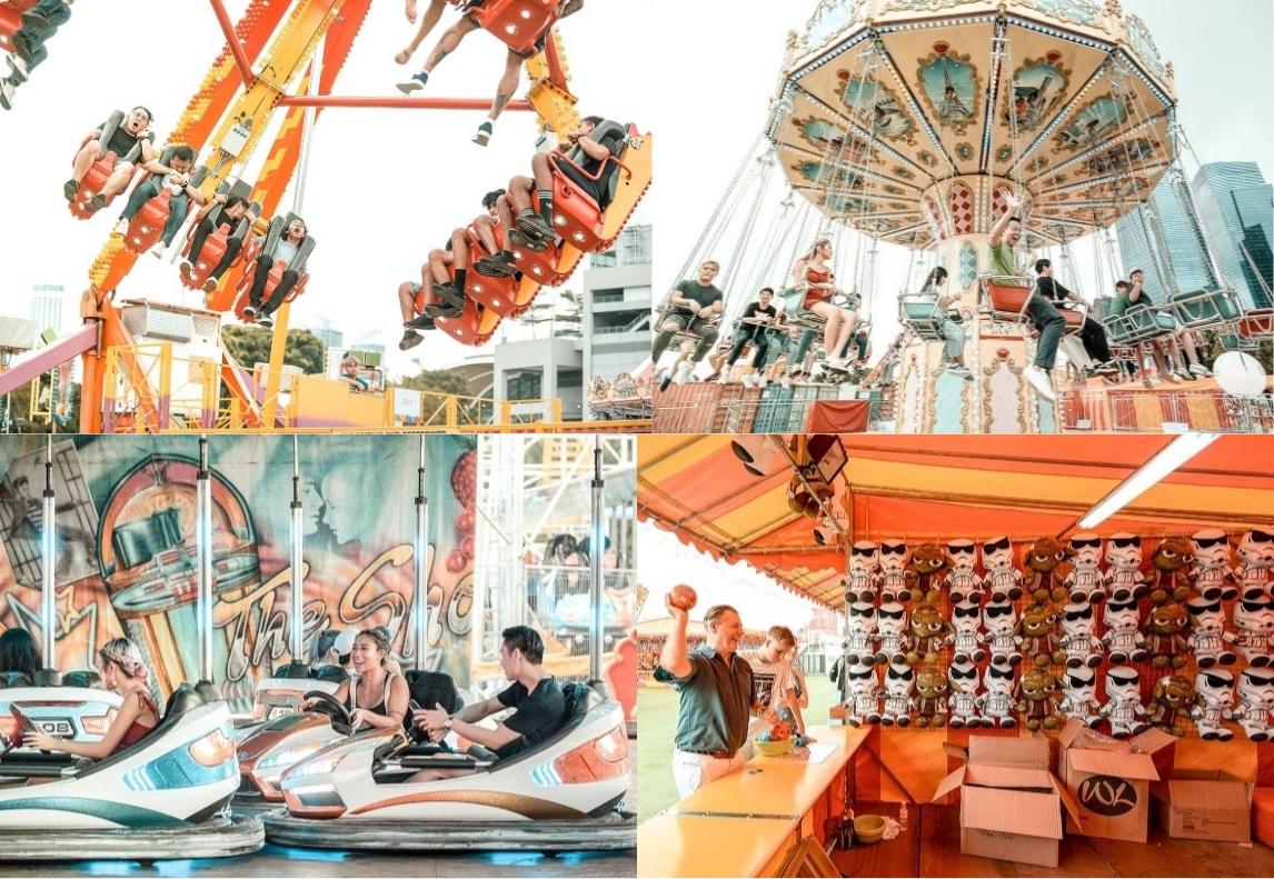 Prudential Marina Bay Carnival 2018 2019