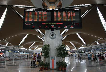 吉隆坡國際機場KLIA