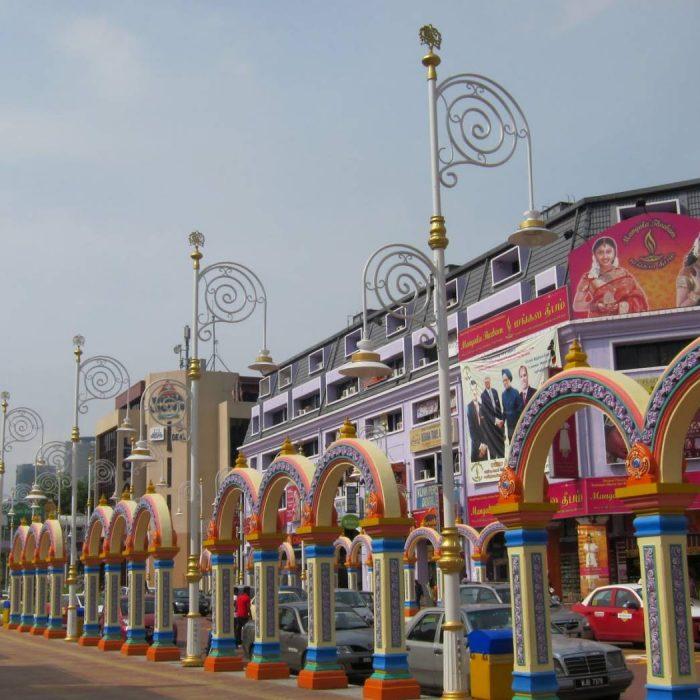 Little India of Kuala Lumpur - Brickfields